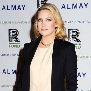 Kate Hudson in The Almay Concert to Celebrate The Rainforest Fund's 21st Birthday - Afterparty