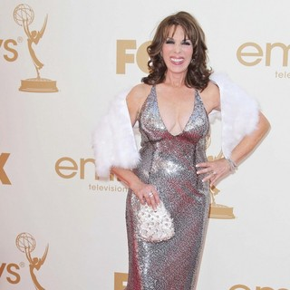 Kate Linder in The 63rd Primetime Emmy Awards - Arrivals