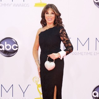Kate Linder in 64th Annual Primetime Emmy Awards - Arrivals