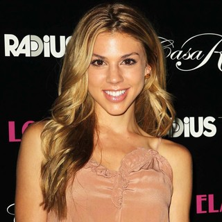 Kate Mansi in Lovelace Los Angeles Premiere