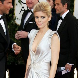 Kate Mara in 71st Annual Golden Globe Awards - Arrivals