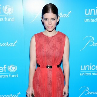 Kate Mara in 8th Annual UNICEF Snowflake Ball