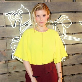 Kate Mara in Coach, Inc and Friends of The High Line Present The Fourth Annual Summer Party on The High Line - kate-mara-fourth-annual-summer-party-03