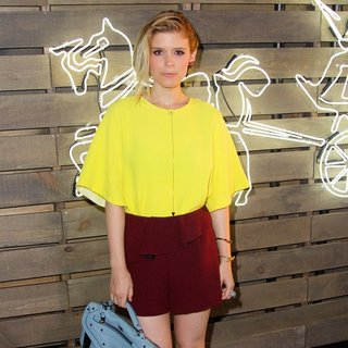 Kate Mara in Coach, Inc and Friends of The High Line Present The Fourth Annual Summer Party on The High Line