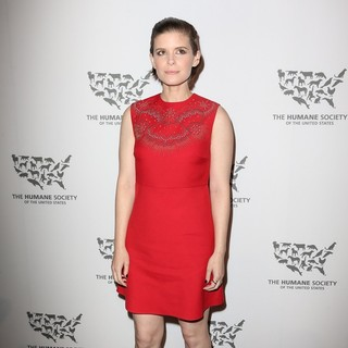 Kate Mara in The Humane Society of The United States to The Rescue Gala
