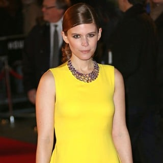 Kate Mara in House of Cards TV Premiere