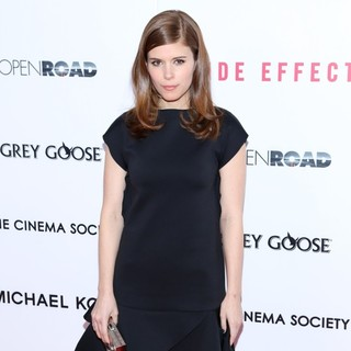 Kate Mara in New York Premiere of Side Effects