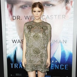 Kate Mara in Los Angeles Premiere of Warner Bros. Pictures and Alcon Entertainment's Transcendence
