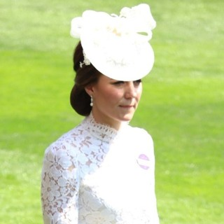 Kate Middleton in 2017 Royal Ascot - Day 1