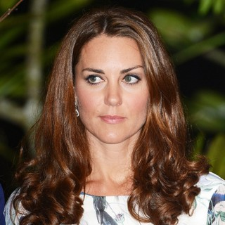 Kate Middleton in An Evening Reception Hosted by The High Commissioner