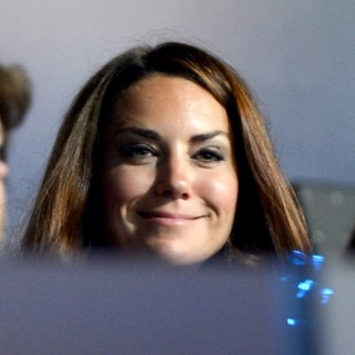 Kate Middleton in The Opening Ceremony of The London 2012 Olympic Games