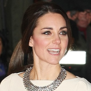 Kate Middleton in The Royal Film Performance of Mandela: Long Walk to Freedom - Arrivals