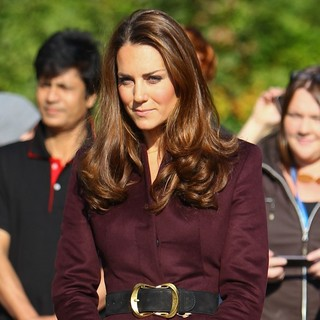 Kate Middleton in Kate Middleton Visits Elswick Park