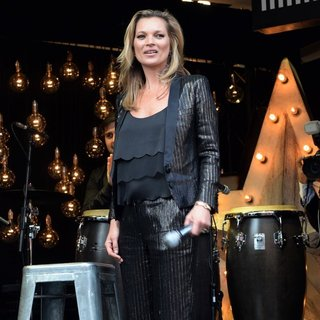Kate Moss - Kate Moss Collection Launch