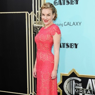 Kate Mulvany in Premiere of The Great Gatsby