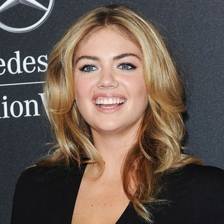 Kate Upton in 2013 Style Awards - Red Carpet Arrivals