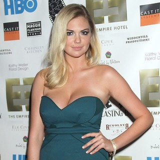 Kate Upton in The 50th Annual New York Film Festival - No Premiere - Arrivals