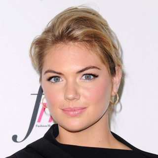 Kate Upton in The Daily Front Row's Fashion Media Awards - Red Carpet Arrivals