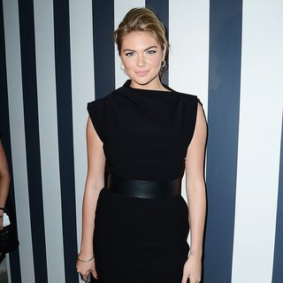 Kate Upton in The Daily Front Row's Fashion Media Awards - Backstage