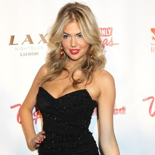 Kate Upton - Sports Illustrated Swimsuit Models on Location Hosted by LAX Nightclub