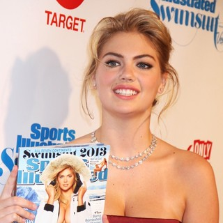Kate Upton - Kate Upton Unveils Her Second Consecutive Sports Illustrated Cover