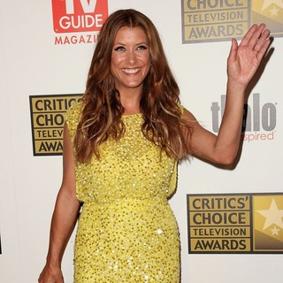 Kate Walsh in 2012 Critics' Choice TV Awards - Arrivals