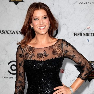 Kate Walsh in Comedy Central Roast of Charlie Sheen - Arrivals