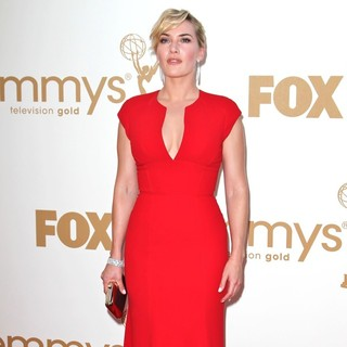 Kate Winslet in The 63rd Primetime Emmy Awards - Arrivals