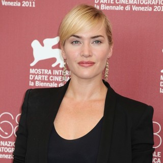 Kate Winslet in The 68th Venice Film Festival - Day 3 - Mildred Pierce - Photocall