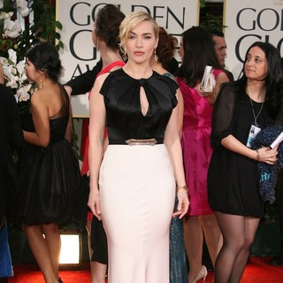 Kate Winslet in The 69th Annual Golden Globe Awards - Arrivals