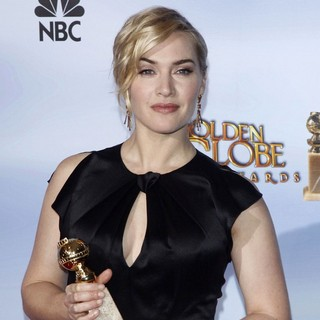 Kate Winslet - The 69th Annual Golden Globe Awards - Press Room