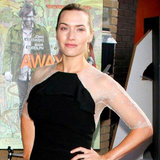 Kate Winslet - New York Premiere of Away We Go