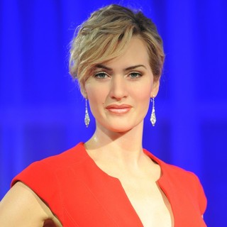 A Waxwork of Kate Winslet Is Unveiled at Madame Tussauds