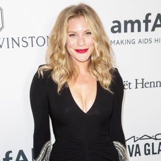 Katee Sackhoff in amfAR's Inspiration Gala Los Angeles - Arrivals