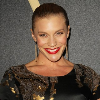 Katee Sackhoff in Miss Golden Globe 2013 Party Hosted by The HFPA and InStyle