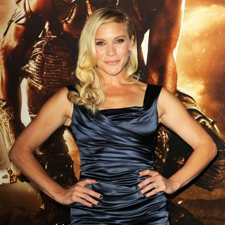 Katee Sackhoff in Riddick - Los Angeles Premiere