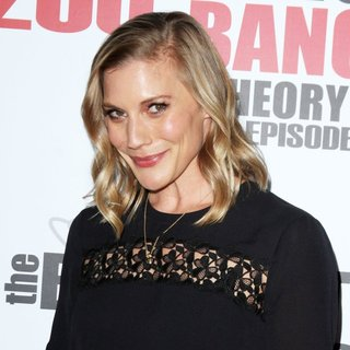 Katee Sackhoff in The Big Bang Theory 200th Episode Party - Arrivals