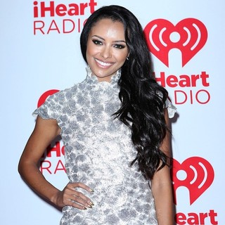 Katerina Graham in 2012 iHeartRadio Music Festival - Day 2 - Arrivals