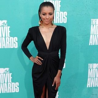 Katerina Graham in 2012 MTV Movie Awards - Arrivals