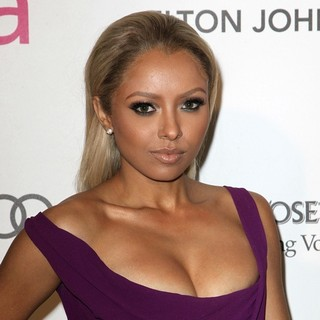 Katerina Graham in 21st Annual Elton John AIDS Foundation's Oscar Viewing Party