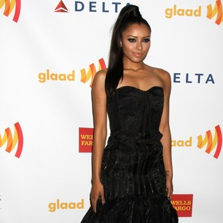 Katerina Graham in The 23rd Annual GLAAD Media Awards