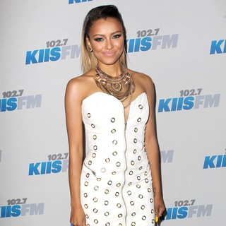 Katerina Graham in KIIS FM's Jingle Ball 2012 - Arrivals