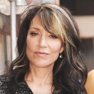 Katey Sagal in Ed O'Neill Is Honoured with A Star on The Hollywood Walk of Fame