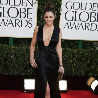 Katharine McPhee in 70th Annual Golden Globe Awards - Arrivals