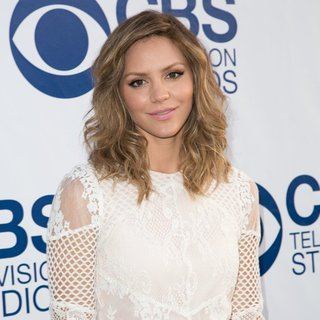 Katharine McPhee in CBS Television Studios SUMMER SOIREE - Arrivals