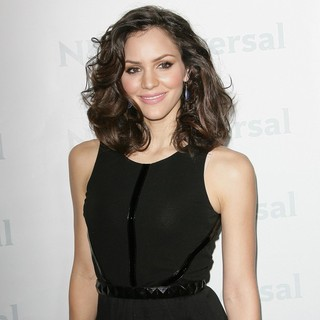 Katharine McPhee - NBC Universal's Winter Tour Party - Arrivals