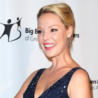 Katherine Heigl in The Big Bash - A Fundraising Party for Big Brothers Big Sisters of Greater Los Angeles - Arrivals
