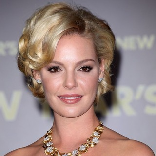 Katherine Heigl in Los Angeles Premiere of New Year's Eve