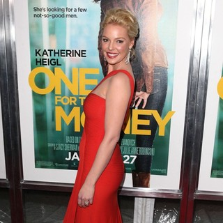 Katherine Heigl in The One for the Money Premiere