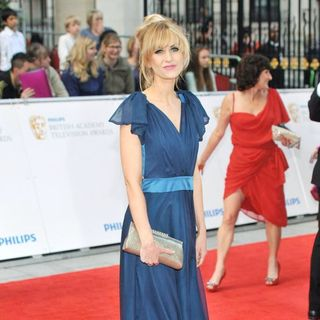 Katherine Kelly in Philips British Academy Television Awards in 2011 - Arrivals
